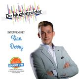 Interview Kian Derry - De Muziekzolder - 14-05-2017