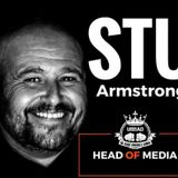 Stu Armstrong talks UBBAD Bare Knuckle Boxing on BBC Radio Newcastle