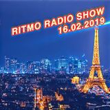 Ritmo Radio Show - 16.02.2019 - Stories and Cities: Paris