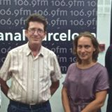 This Week, Simon and Jordi were guests on English Radio on RKB