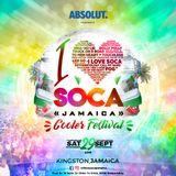 I Love Soca Mixtape - BloodlineFranco