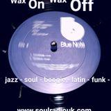 Wax On Wax Off - Harlem River Drive