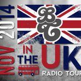 Brian Collins talks to John Murray on k107 FM