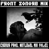 Front Sonore MiX - Cyanur Prod.[Netlabel] MiX Vol:01