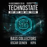 Bass Collectors live at Subsonic, Groningen, NL 16-12-2016