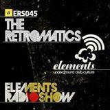 The Retromatics @ Elements radio show November 2012