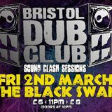Sam's Myth @ Bristol Dub Club - March 2012
