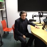 Radio Naba intervija ar Blixa Bargeld (11.10.2014) festivāla Skaņu Mežs 2014 ietvaros
