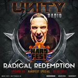 Radical Redemption Live @ UNITY Hardcore Radio 45 HARDFEST Special