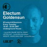 Coolectrik Session with Electum Goldensun at LocoLDN.com on 3 November 2015
