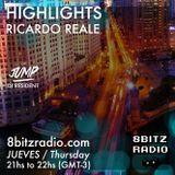 Ricardo Reale - Highlights - 20 de julio 2017