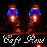 Café René broadcast nr 15 (April 2017)