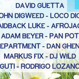 Loco Dice  Live @ Creamfields,Peru 2011