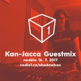 Shadowbox @ Radio 1 16/07/2017: Kan-Jacca Guestmix