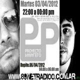 Proyecto Paralelo @ Javier Brancaccio @ 89NETRADIOO 03.04.2012