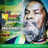 Roots Juice Breakfast // In Conversation w/Pablo Moses // 29.10.17 // FM1FM // Reggae All Day Sunday