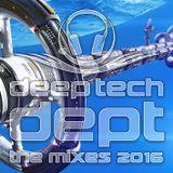 2016 mixes - 216 'Riding Spaceships'