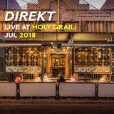 Direkt - Live at Holy Grail - Jul 2018