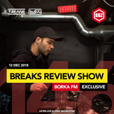BRS146 - Yreane & Burjuy - Breaks Review Show with Borka FM @ BBZRS (12 Dec 2018)