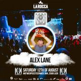 ALEX LANE - KLANKKKAST ( La Rocca 12.08.17' )