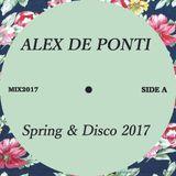 Alex De Ponti - Spring & Disco 2017