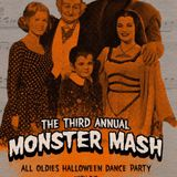 Monster Mash 2010 Mike 2600 & King Otto ALL OLDIES Halloween mix!