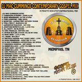 DJ Mac Cummings Contemporary Gospel Mix Volume 6