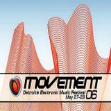 Neil Landstrumm (Live PA) @ Movement Festival - Hart Plaza Detroit - 29.05.2006