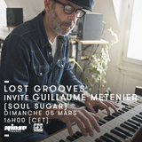 Lost Grooves Radio Show #26 Rinse Fr (special guest Guillaume Metenier)