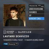 Surface Bookings & Estamos Felices - Lautaro Scavuzzo (Underground Sounds of Argentina)