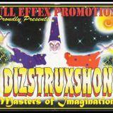 Dizstruxshon DJ 007 Unknown Date MC Marcus Jungle