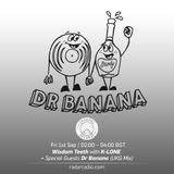 Wisdom Teeth w/ K-LONE & Dr Banana - 1st September 2017