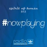 Erkan Akçadağ - Spirit of House 049 @ Radio adidas Originals
