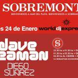 Diego Suarez - Live @ Sobremonte 24.01.13 (Mar del Plata, Arg.) [Warming Up for Dave Seaman]