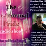 The Paranormal Pride with Dave Spinks - 5-16-2016