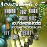 Podcast for Soundwave Radio rocking the World 24/7 >>> mixed by Ninjai 3.7.2016