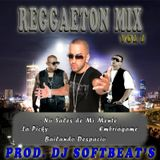 Reggaeton Mix Vol. 1 Prod Dj Softbeat's