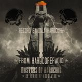 Destructive Tendencies & Partyraiser  - Masters Of Hardcore – 20 Years Of Rebellion Live Set