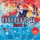 Orbital Mix 6 (2010) CD1