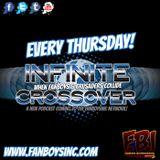 FBI's Infinite Crossover 47: Is Batman Crazy?