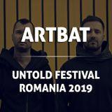 ARTBAT - Live @ Untold Festival (Romania) 4.8.2019