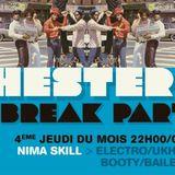 Nimä Break Party @ Chester's, Rouen