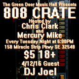 The Green Door's 808 CRATE Teaser Mix