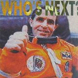 Who's Next - Compilation of early Ukrainian electronic music (1998)
