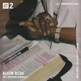 Klein Blue w/ Lorenzo Daniels - 1st July 2019