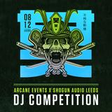 Shogun Audio Leeds DJ competition - IN3EPT