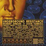 Underground Resistance @ Big Bang Weekender - Pure Radio Holland - 06.10.2017
