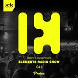 Danny Lloyd - Elements 041 Live at Timelapse ADE 2017
