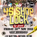 Natural Affair/Luv Injection/Venus World Class@African Caribbean Centre West Bromwich UK 30.11.2018