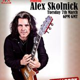 Blackdiamond's Metal Mayhem 07/03/17 Starring ALEX SKOLNICK
